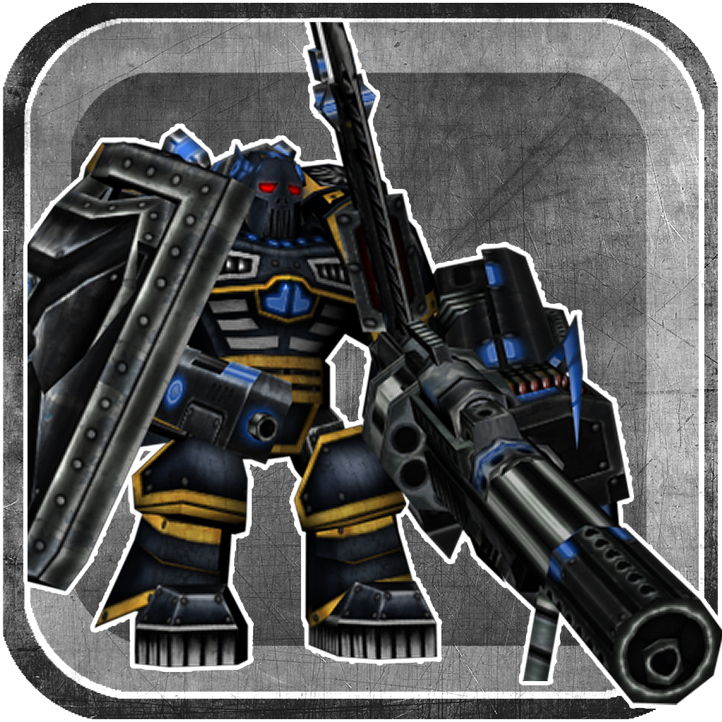 Gladiator Creator 3D - Robot Builder icon