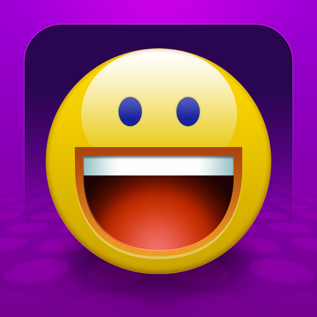Yahoo Messenger - free SMS, video & voice calls icon