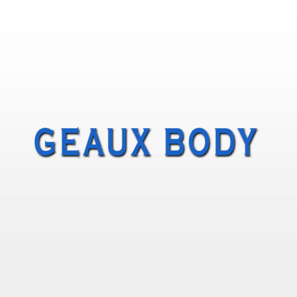 Geaux Body Fitness