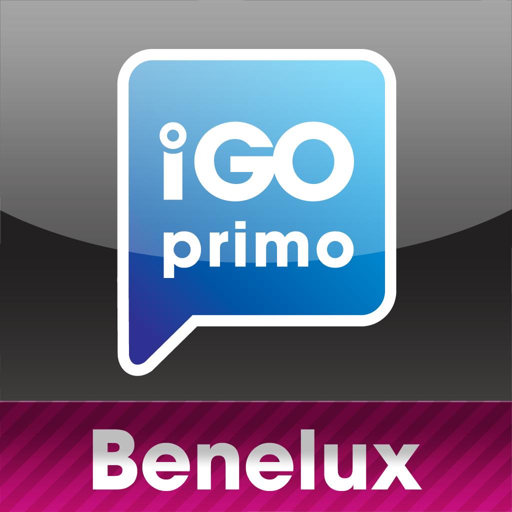 Benelux - iGO primo app