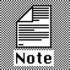 Classic Note