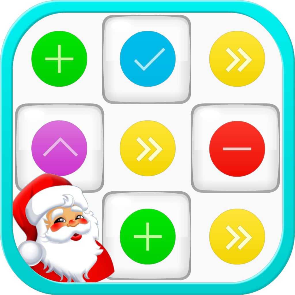 Swap the Dots - Santa's Recommended Time Waster icon