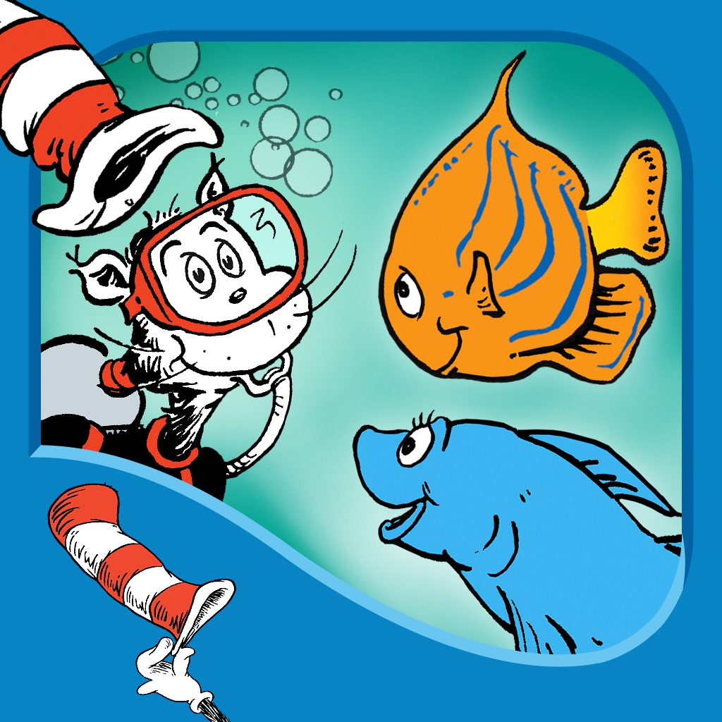 Wish for a Fish (Dr. Seuss/Cat in the Hat)