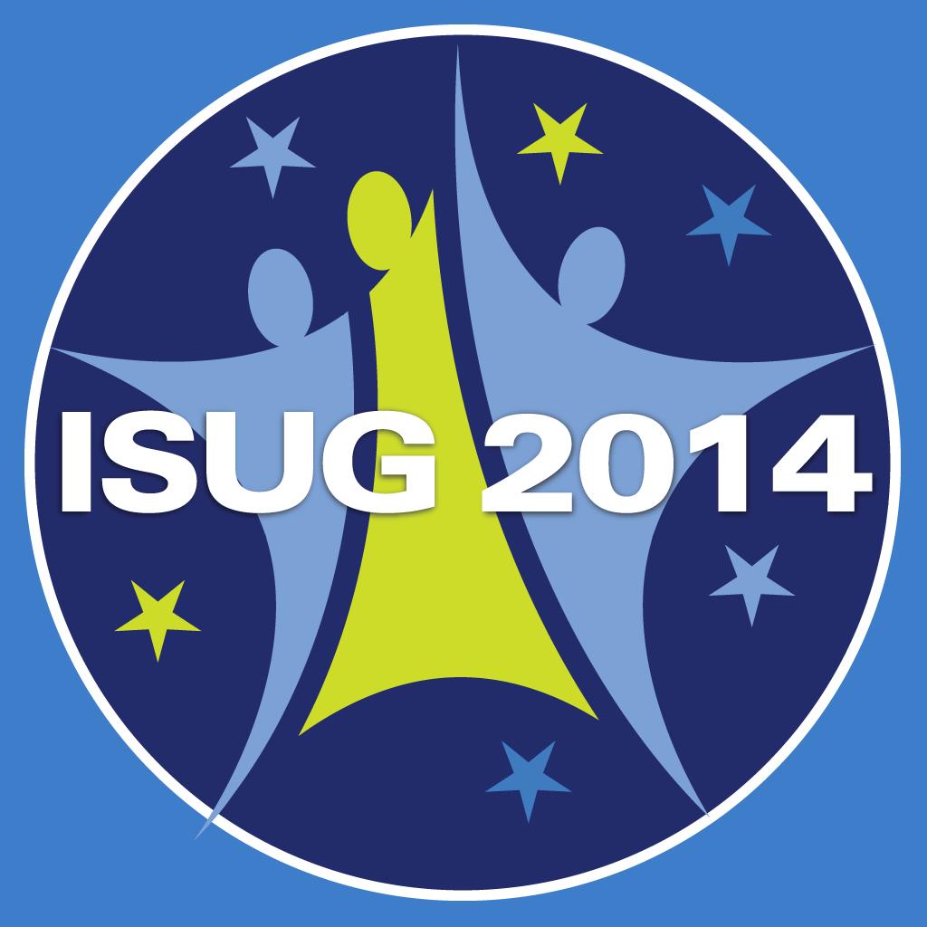 ISUG 2014 icon