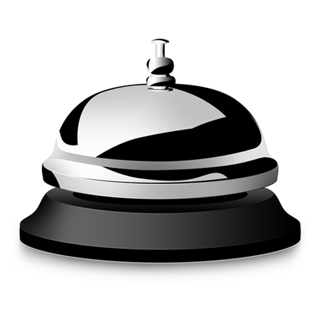 Desk Bell HD icon
