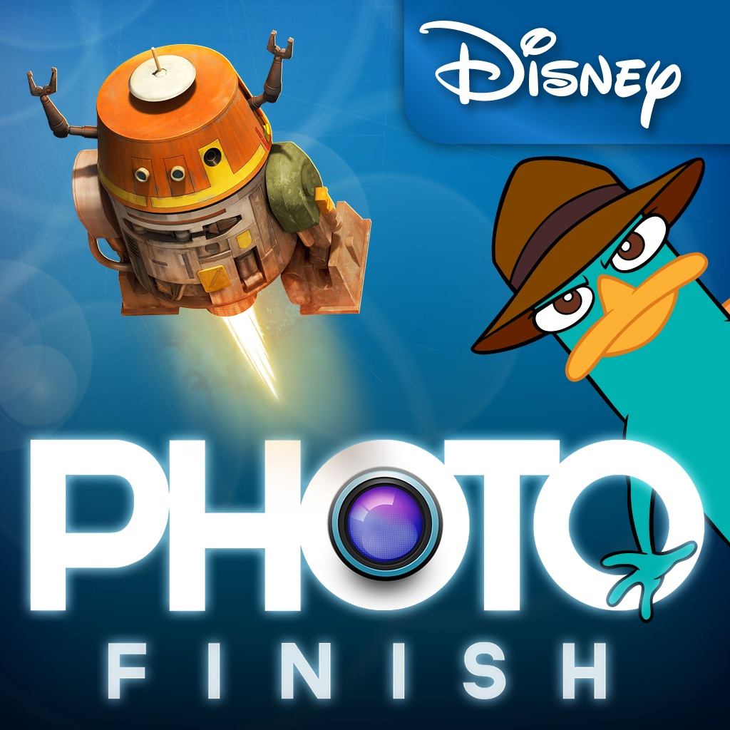 Disney Photo Finish