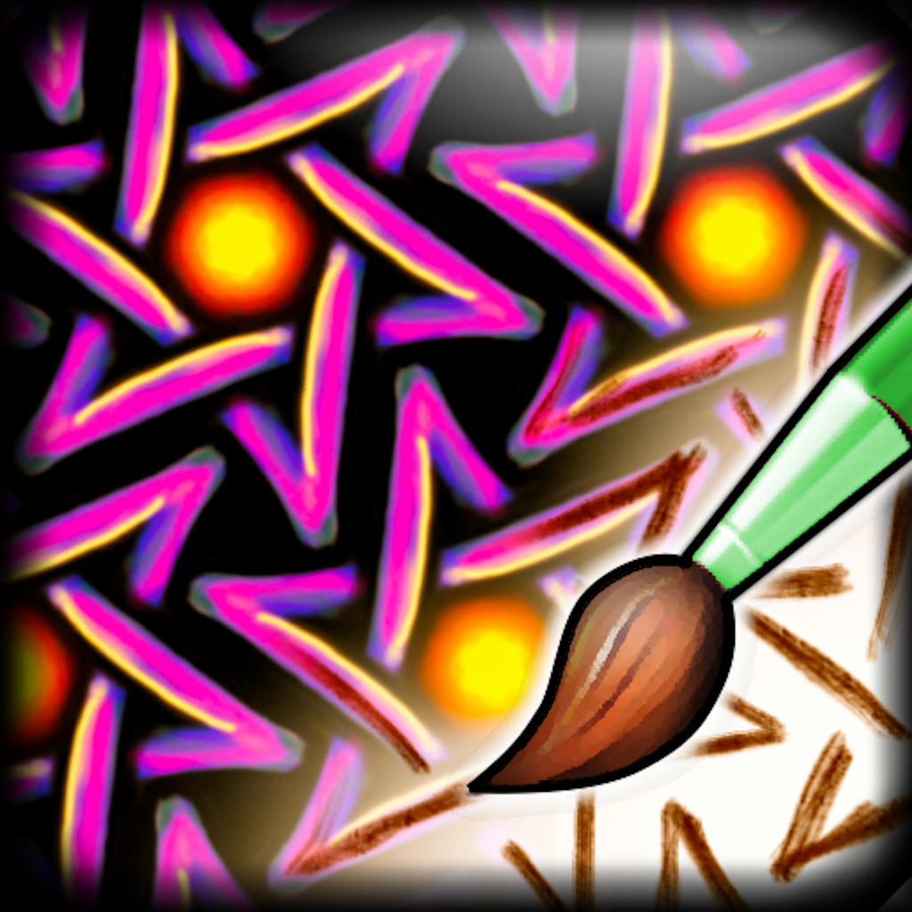 iOrnament: draw creative geometry art