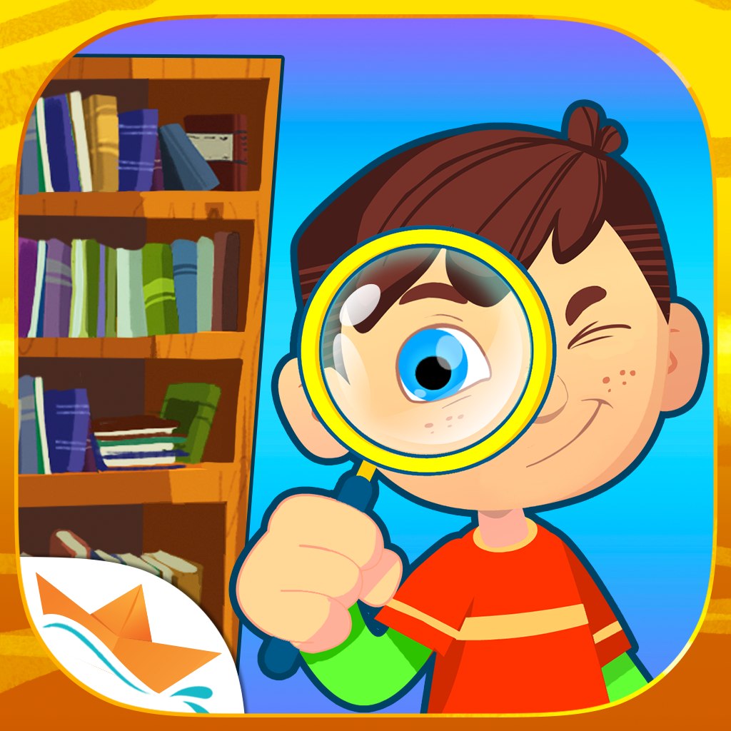 Zac and Zoey - The Library Vandal (Premium) icon