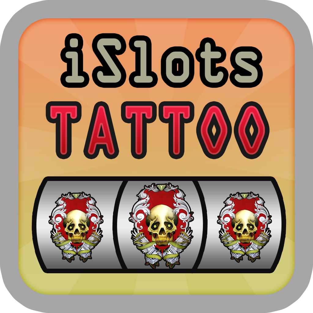 iSolts The Tattoo Pro Version ( Party Slot Machine for Every One )