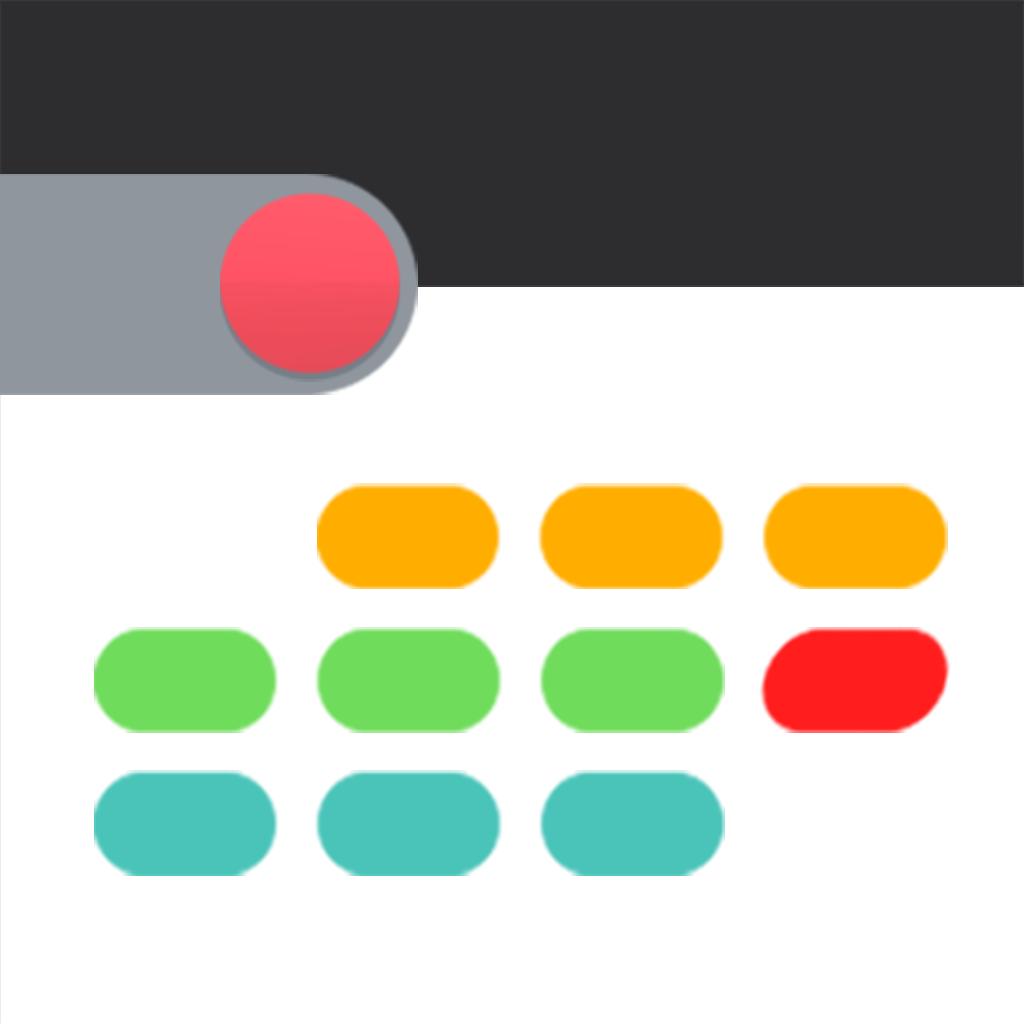 Pocket Calendar - Easy Organizer