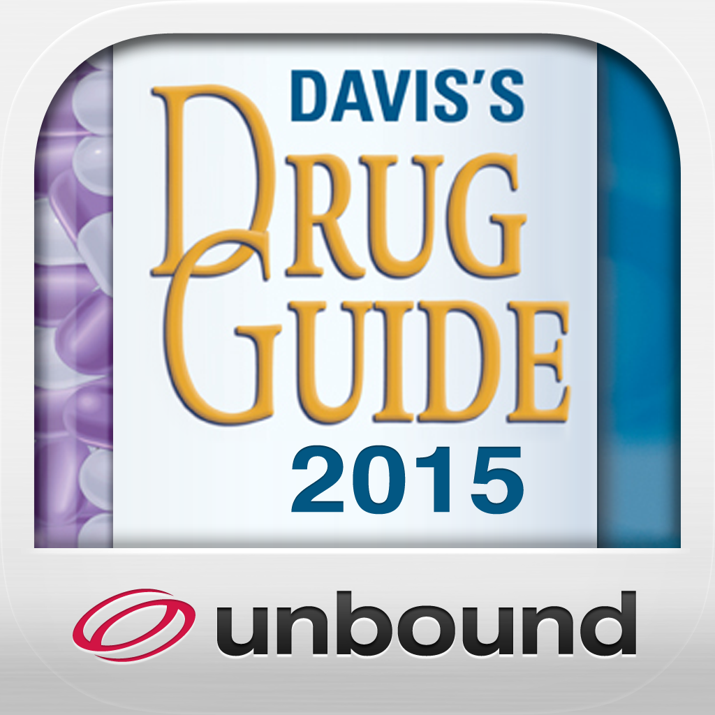 Davis's Drug Guide 2015 icon