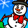 Fight against wind and real friends in this ultimate snowball duel fun