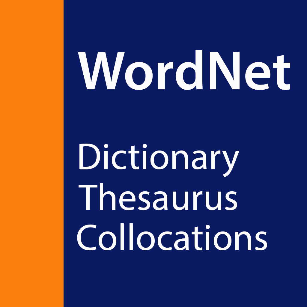WordNet by Princeton University-Dictionary-Thesaurus