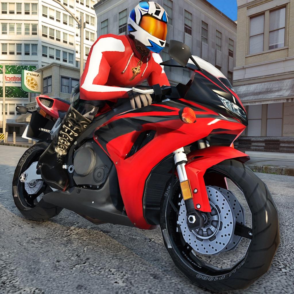 'Absolute Nitro Bike Racing - eXtreme Stunts Real Street Drift Race Games