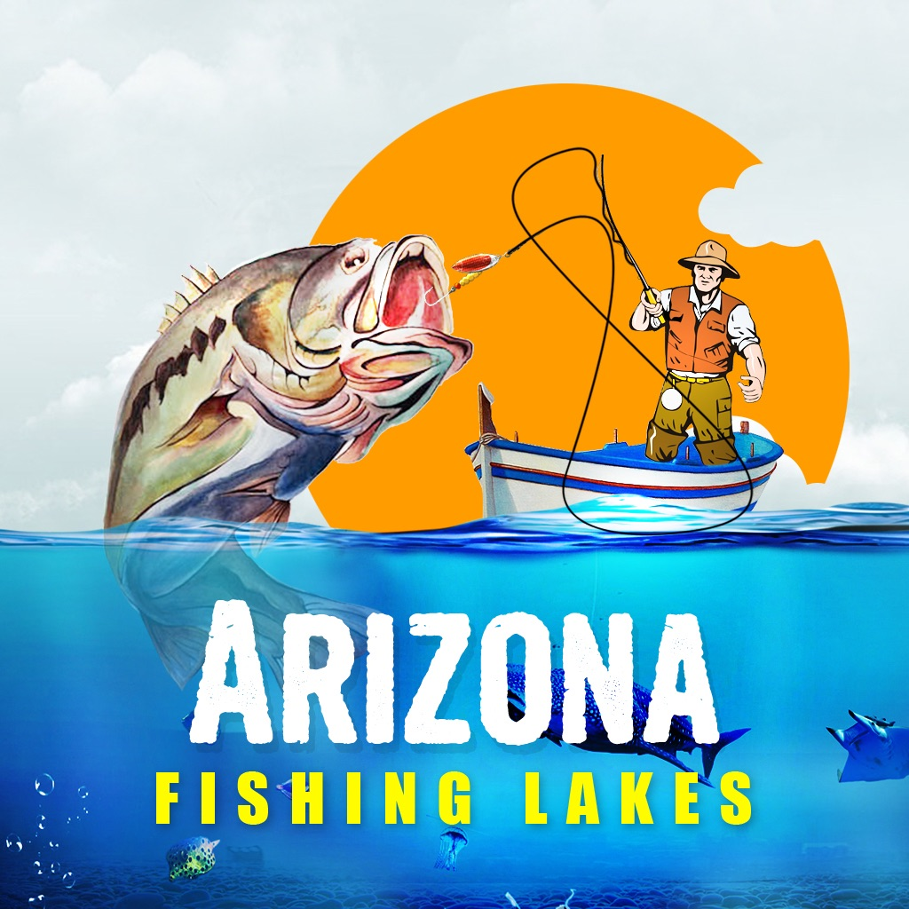Arizona Fishing Lakes