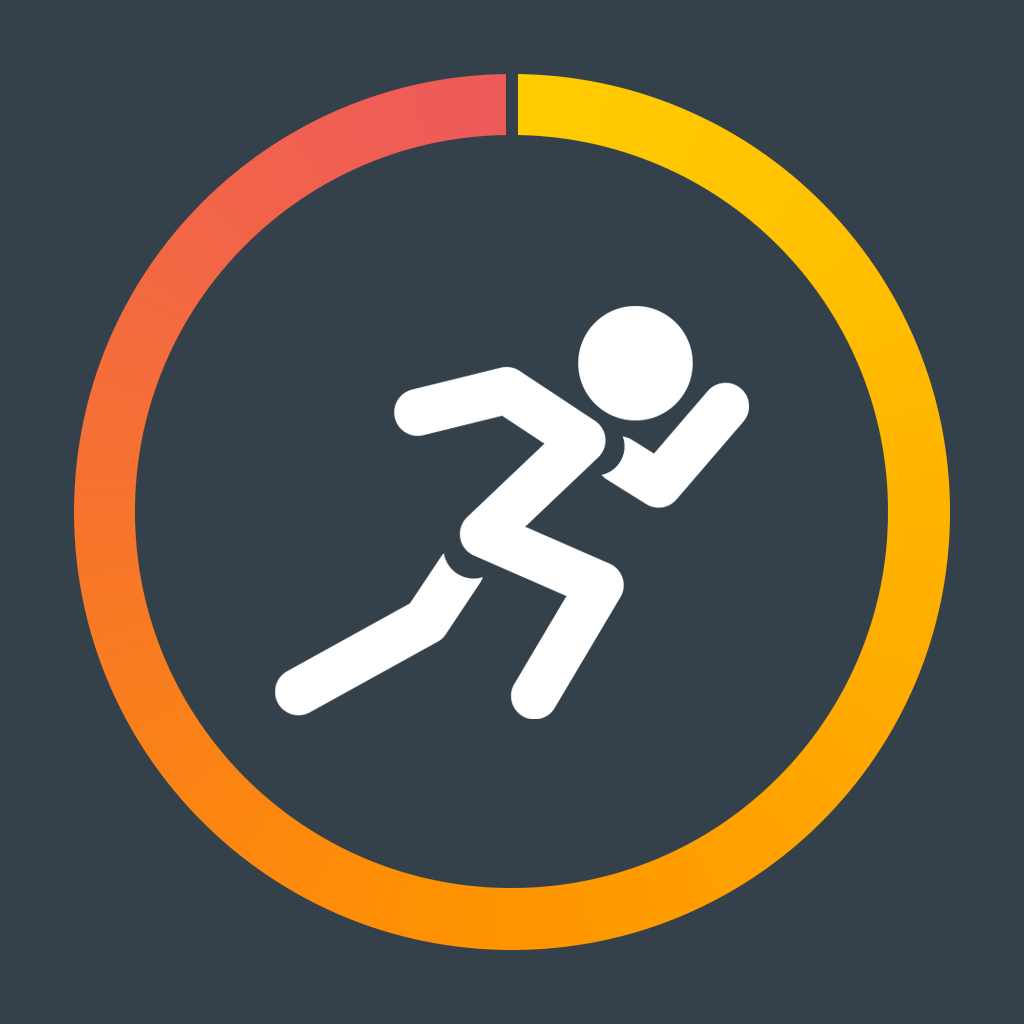 MotiFIT Run - Running, Jogging, Walking GPS Distance Fitness Tracker