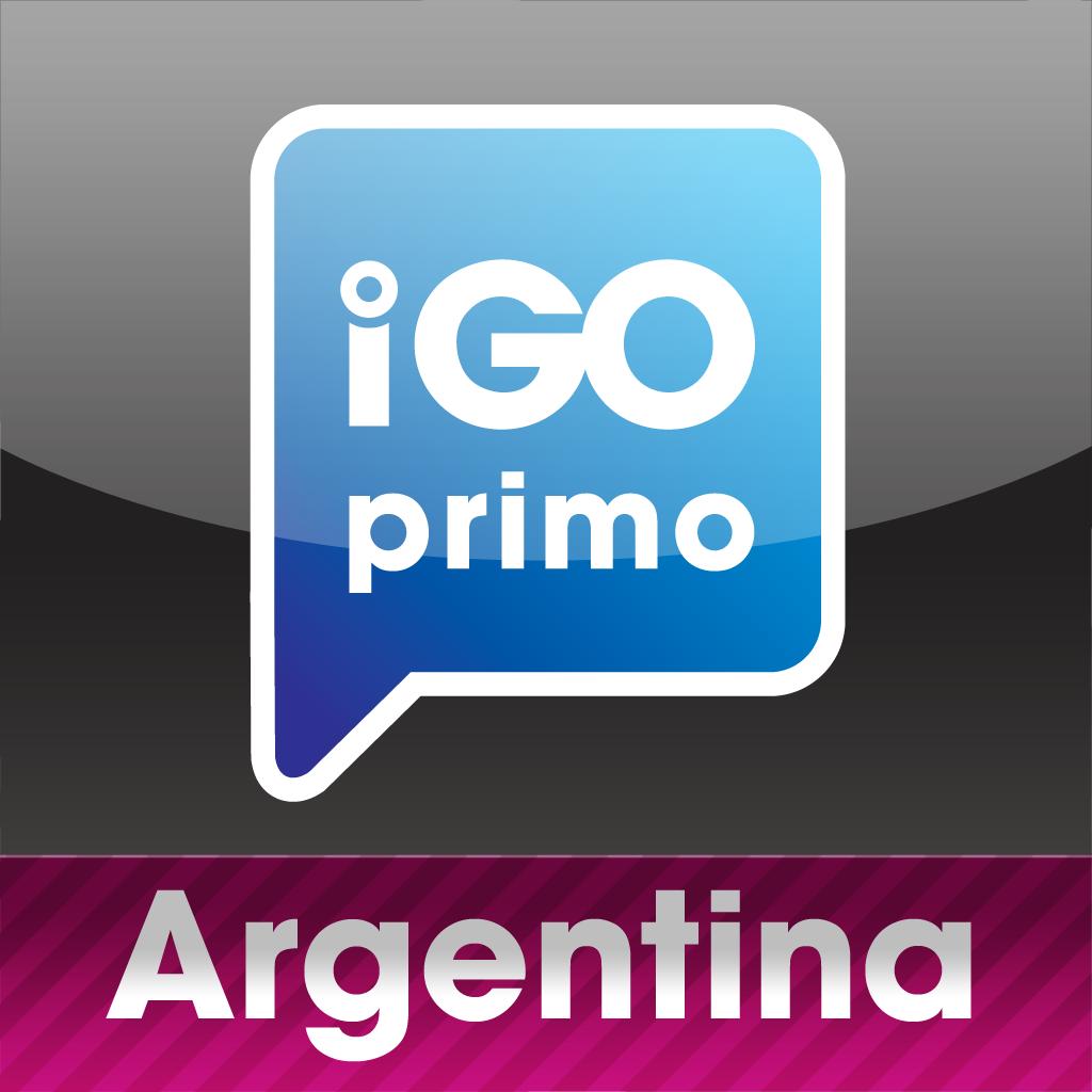 Argentina - iGO primo app