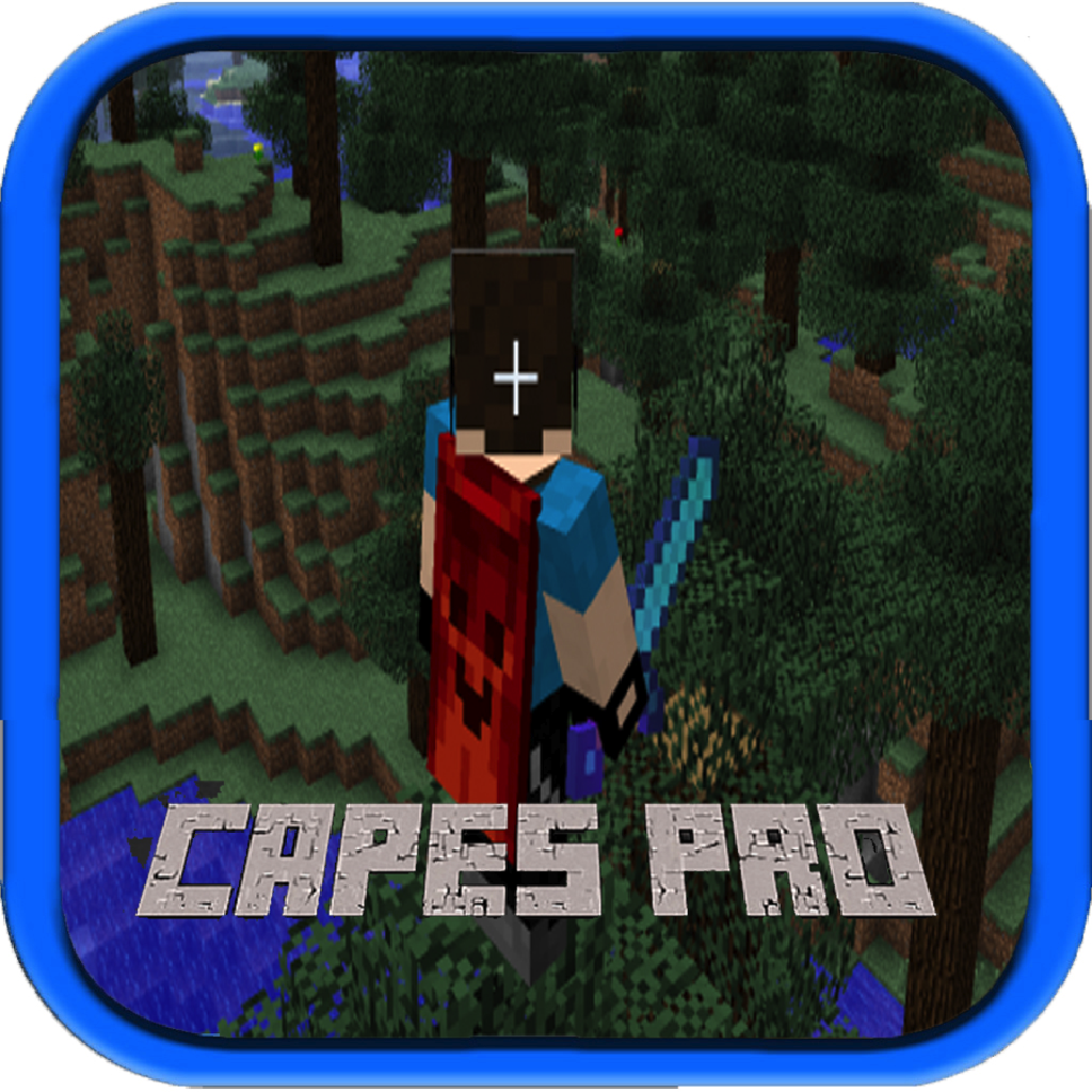 Cape Creator for Minecraft Game Skin Textures