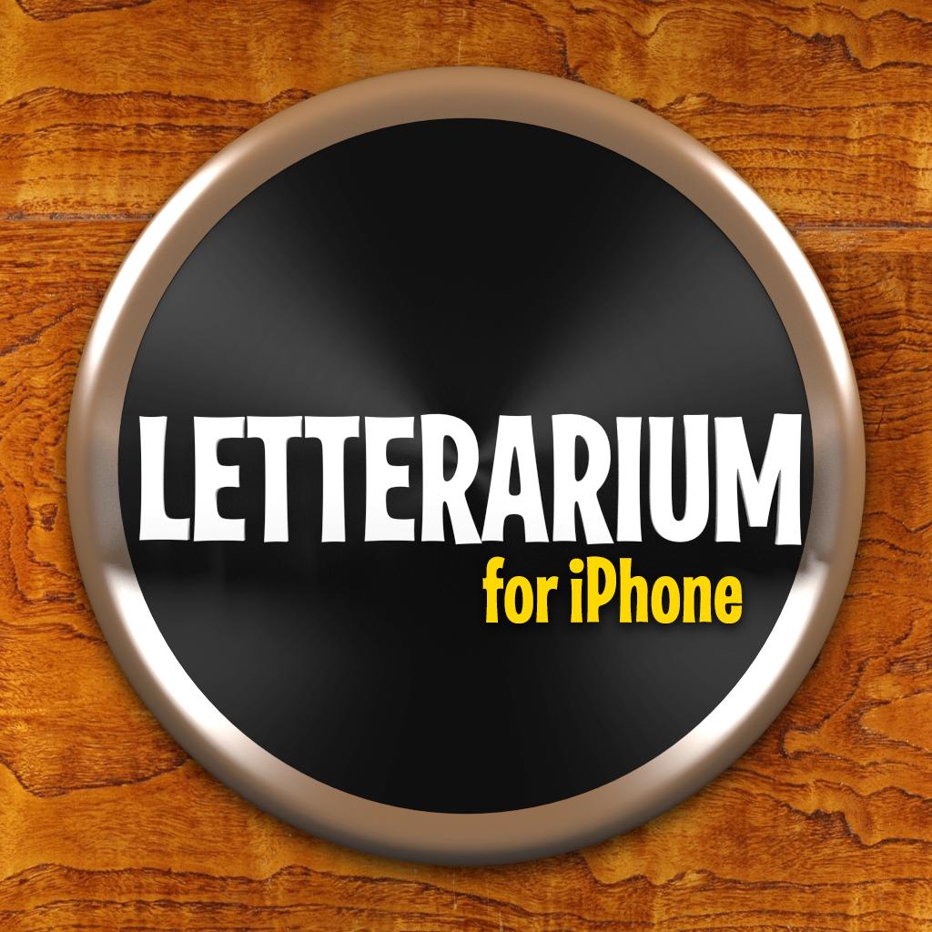Letterarium For iPhone