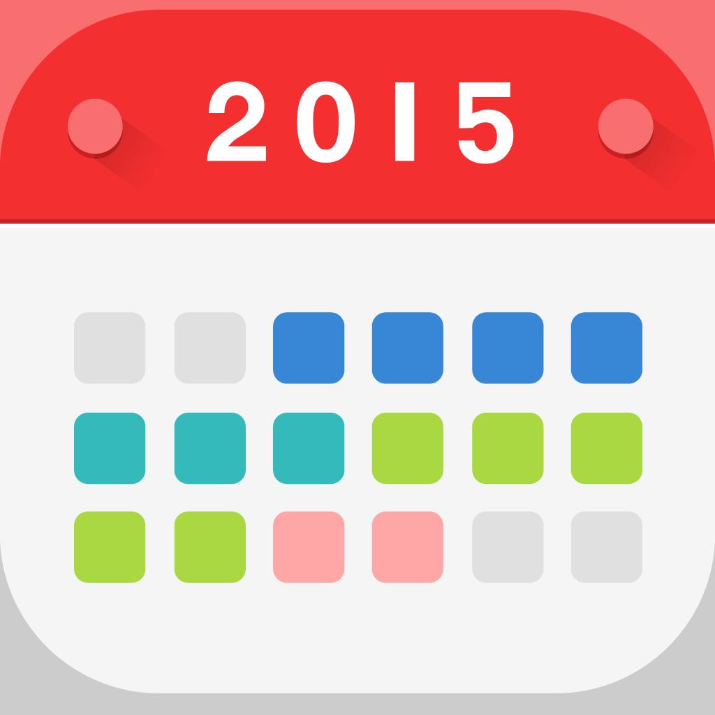 Yahoo!かんたんカレンダー - 無料スタンプで簡単にスケジュール登録ができる手帳アプリ