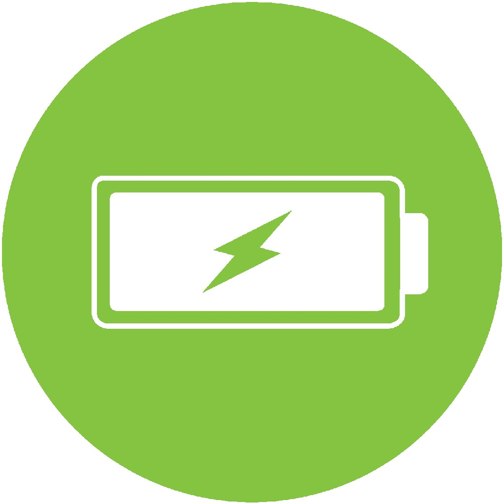 iPower - Glance Battery Usage For Watch