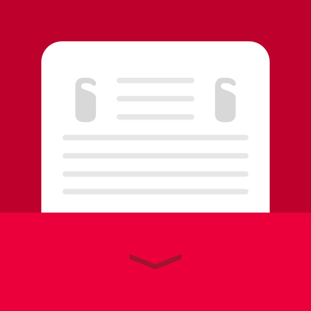 Scanbot Document Scanner & QR-Code Reader with OCR