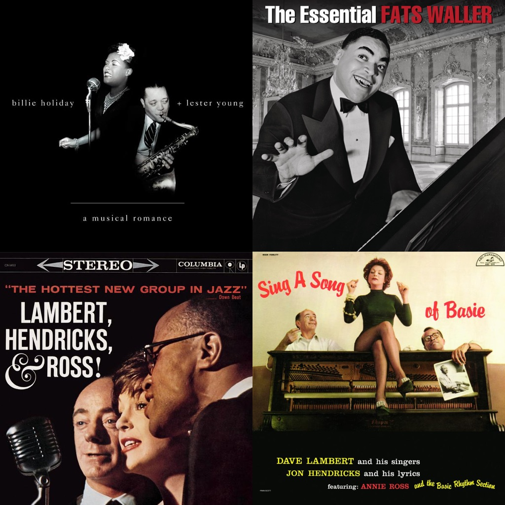 There Are Songs To Be Sung: A Century of Jazz Vocals (Sampler)