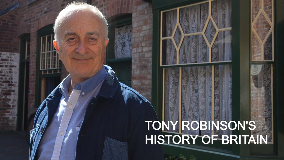 Tony Robinson's History of Britain - S1, Ep4 - The Second World War