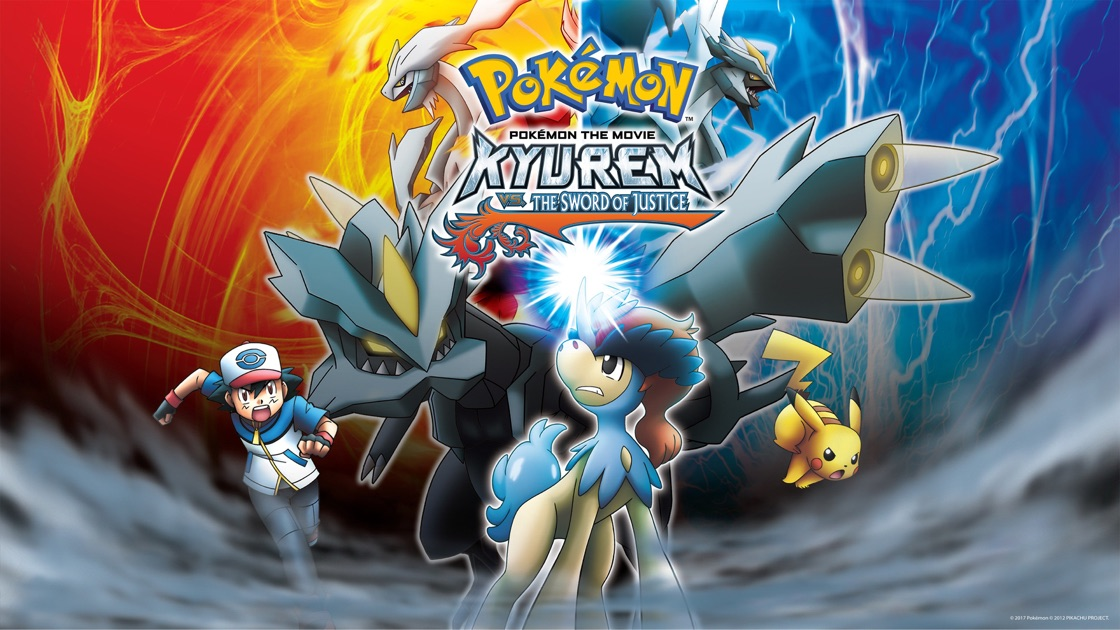 Pokemon The Movie Kyurem Vs The Sword Of Justice On Apple Tv