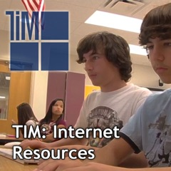 TIM: Internet Resources