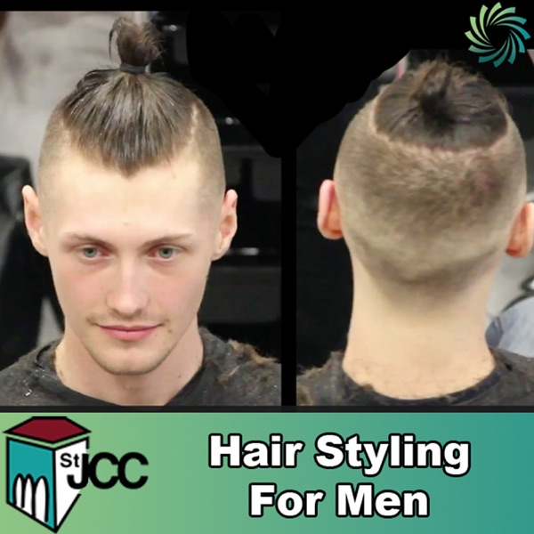 Hairdressing Mens Hair Styling