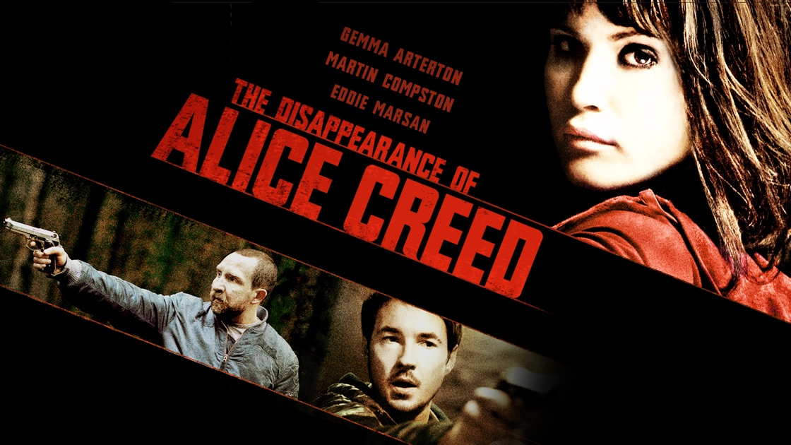 The Disappearance of Alice Creed on Apple TV