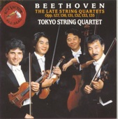 16 String Quartets (Tokyo Quartet) - Scherzo (Allegro)