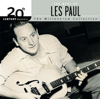 Les Paul - 20th Century Masters - The Millennium Collection: The Best of Les Paul  artwork