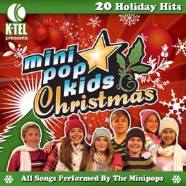 mini pop kids christmas minipop kids - Kids Christmas