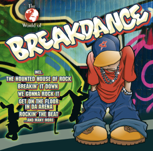 Various Artists - Breakdance