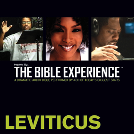 Leviticus: The Bible Experience (Unabridged) audiobook