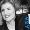 Nora Ephron - Arianna Huffington and Nora Ephron: Advice for Women at the 92nd Street Y artwork