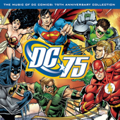 The Music of DC Comics - 75th Anniversary Collection