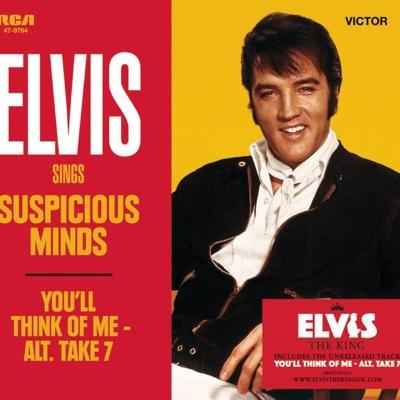 Suspicious Minds - EP - Elvis Presley