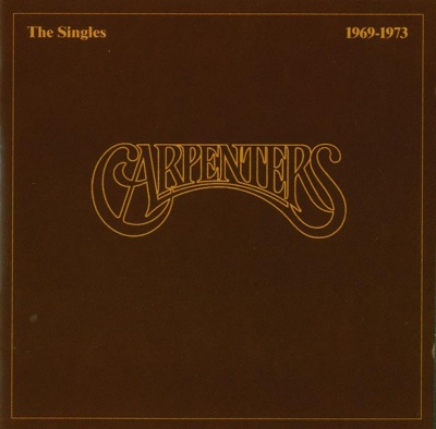 The Singles 1969-1973 - Carpenters album