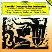 Concerto for Orchestra, Sz. 116: V. Finale. Pesante - Presto