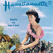 Pineapple Princess-Annette Funicello