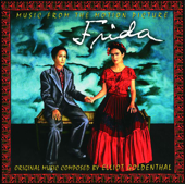 Frida (Soundtrack From The Motion Picture)-Elliot Goldenthal