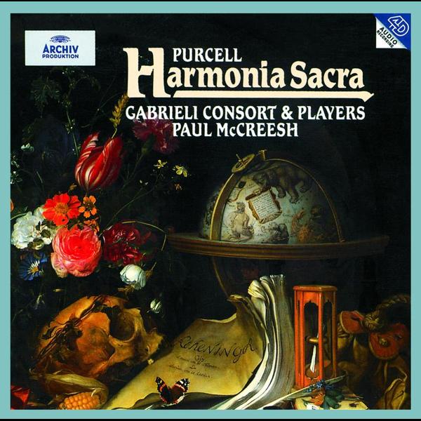 Purcell: Harmonia Sacra by Gabrieli & Paul McCreesh