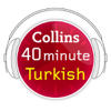 HarperCollins Publishers - Turkish in 40 Minutes: Learn to speak Turkish in minutes with Collins (Unabridged)  artwork