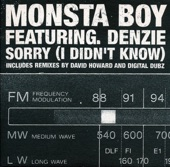 Monsta Boy Denzie - Sorry (I Didn't Know)