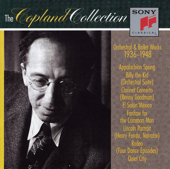 The Copland Collection: Orchestral & Ballet Works-Aaron Copland & London Symphony Orchestra