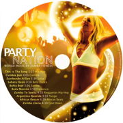 Party Nation: World Music By Zumba Fitness - Zumba Fitness - Zumba Fitness