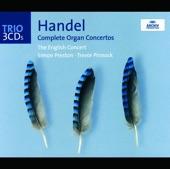 Simon Preston - Handel: Organ Concerto No.3 In G Minor, Op.4 No.3 HWV 291 - 1. Adagio